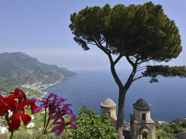 Amalfi Coast self guided walking vacation