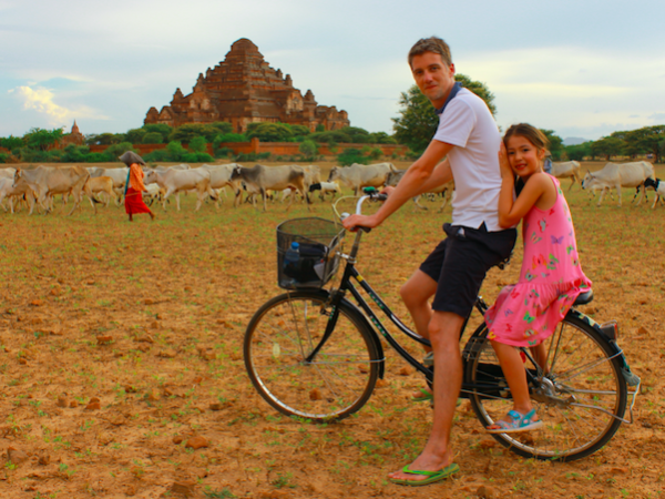 Myanmar family vacation, tailor made