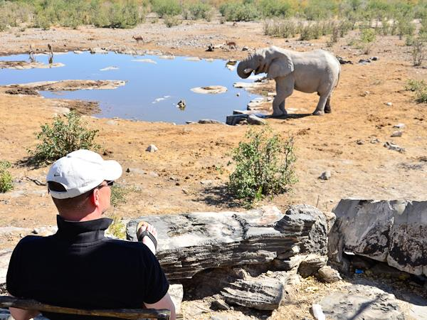 Namibia and Botswana safari holiday