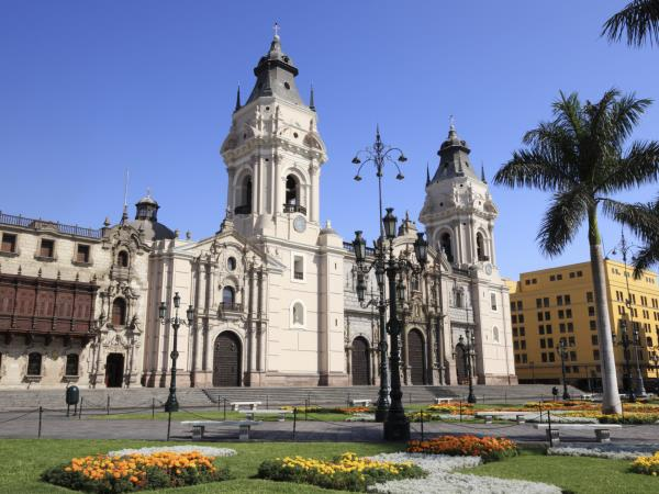 Peru luxury vacations
