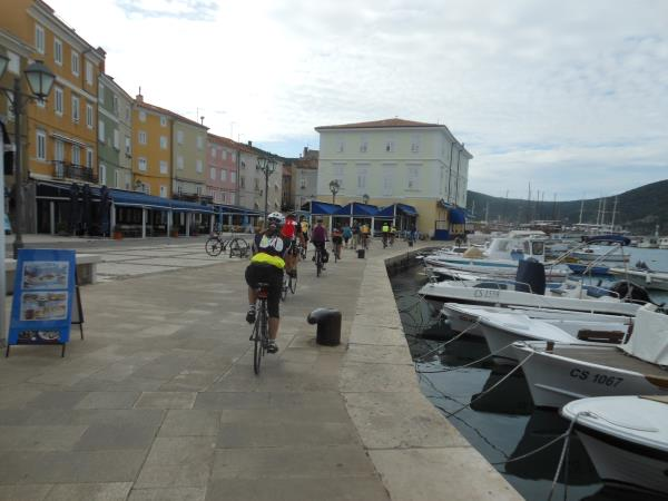 Biking vacation in Croatia, Dubrovnik to Split