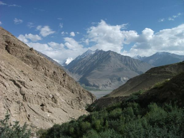 Tajikistan & Kyrgyzstan vacation, The Pamir Highway