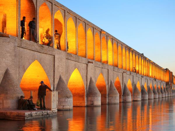 Iran in depth group tour
