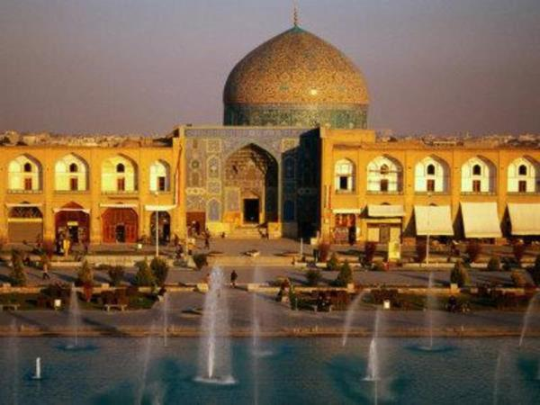 Iran cultural vacation