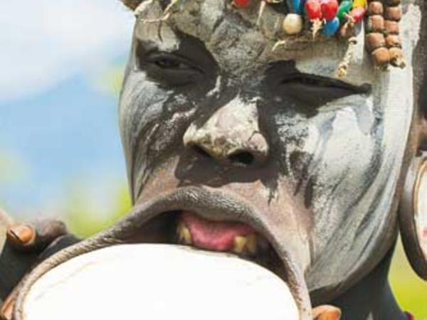 Omo Valley cultural vacation in Ethiopia