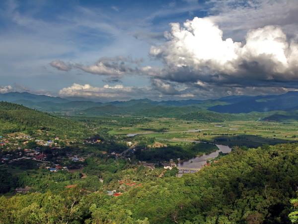 Northern Thailand tour, 7 days