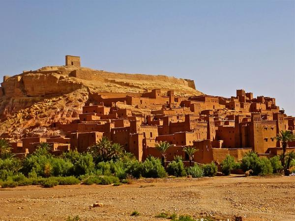 Morocco 10 day tour, Marrakech, Saraha and Fez