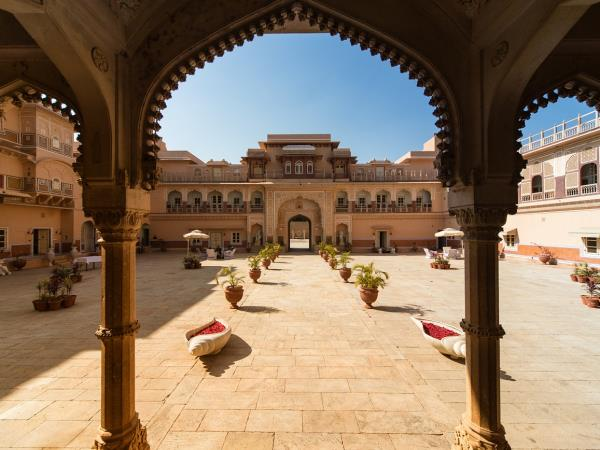 Rajasthan vacation, private departure