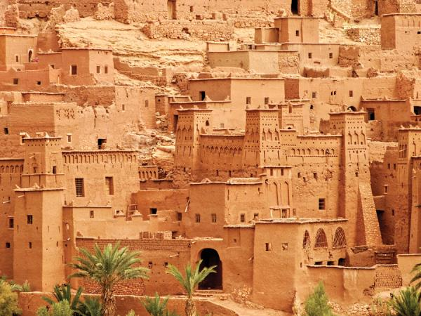 Atlas Mountains hiking vacation, Morocco