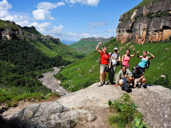 South Africa vacation, Rainbow route & Drakensberg