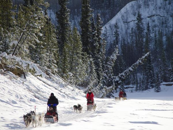 Winter vacations in canada for Best winter vacations in canada