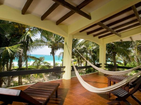 Tulum beach accommodation, Yucatan, Mexico