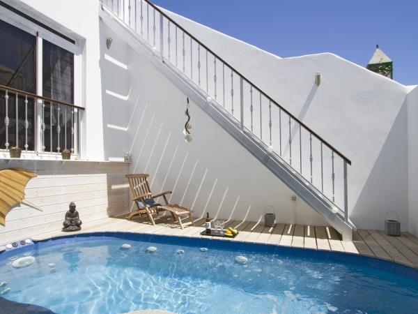 Lanzarote beach house, Canary Islands