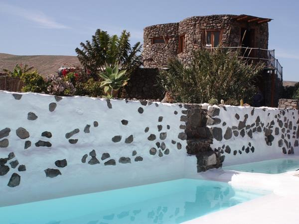 Unusual accommodation in Lanzarote, Canary Islands