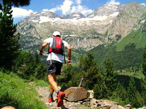 Trail running vacation in Spain, Spanish Pyrenees
