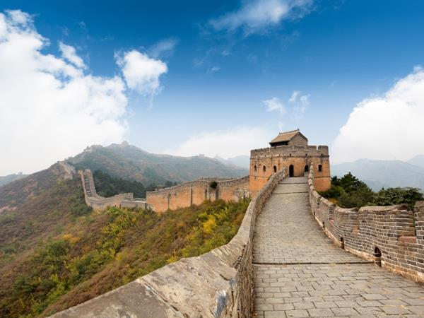 Great Wall of China cycling vacation