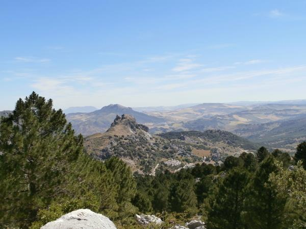 Grazalema self guided walking vacation in Spain