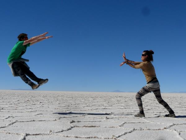 Adventure vacation in Bolivia