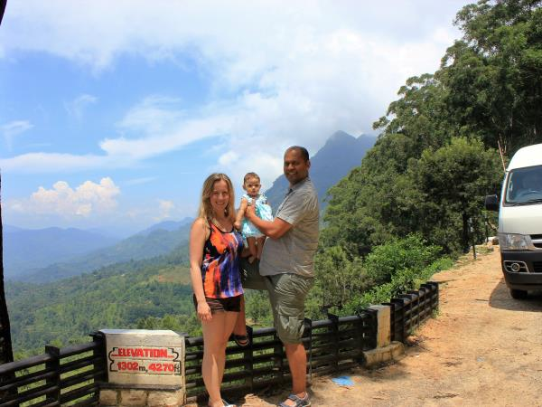 Tailor made classic family vacation to Sri Lanka