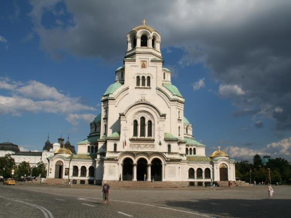 Bulgaria vacation by train