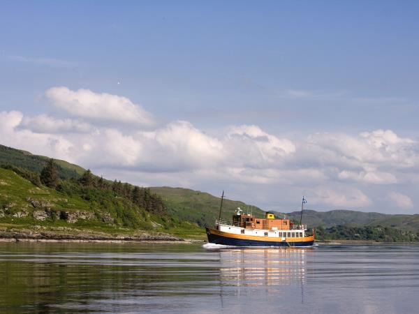 Inner Hebrides cruise vacation, Scotland