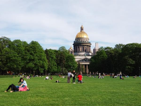 Russia vacation, St Petersburg and Karelia