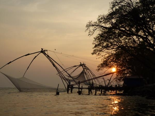 Kerala luxury vacation, India