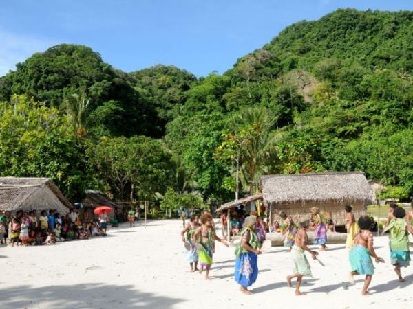 Melanesia cruise, wildlife cruise