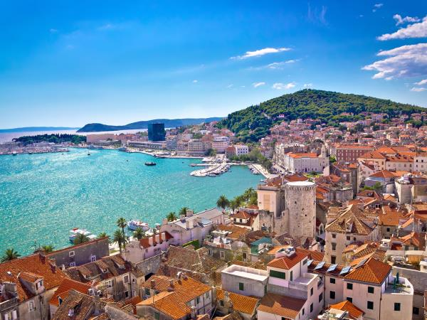 Family activity vacation in Croatia, lagoons and islands