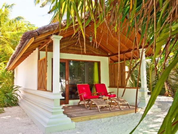Maldives Spa vacation