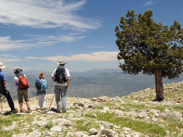 Taurus Mountains hiking vacation, Turkey