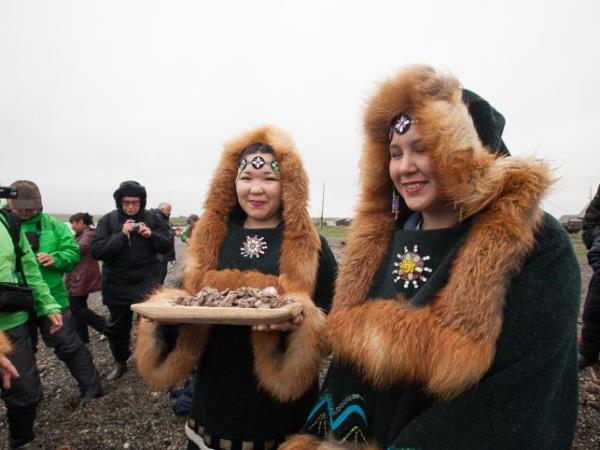 Chukotka and Wrangel Island cruise