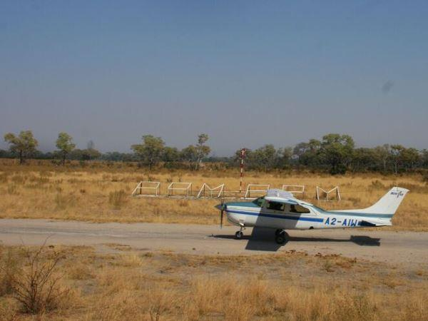 Botswana fly-in safari vacation