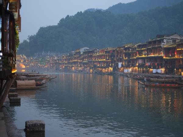 China tailor made tour, Guangxi and Hunan
