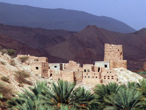 Oman adventure vacation