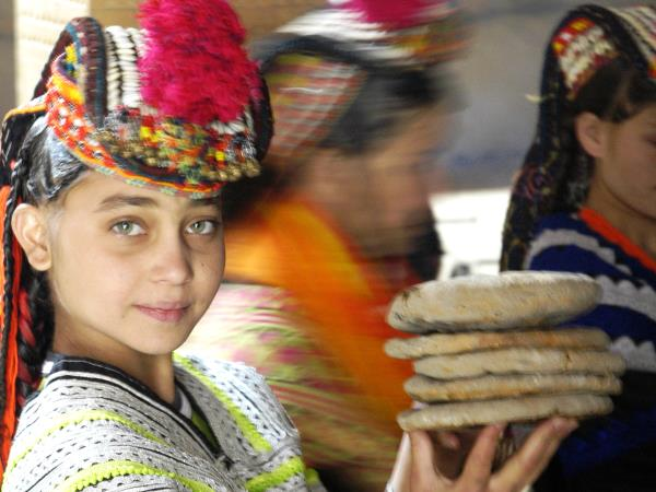 Pakistan vacation, Kalash winter solstice