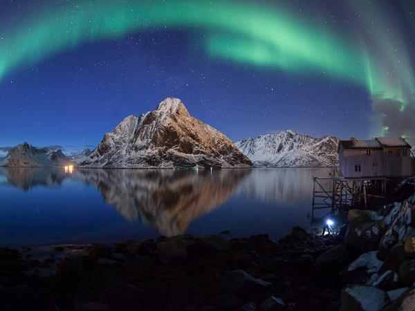 Lofoten Islands winter photography vacation, Norway