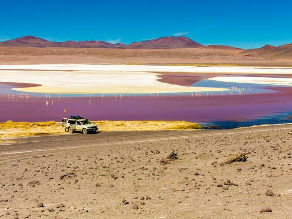 Peru, Bolivia & Chile adventure vacation