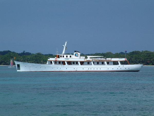 Luxury Galapagos Islands cruise