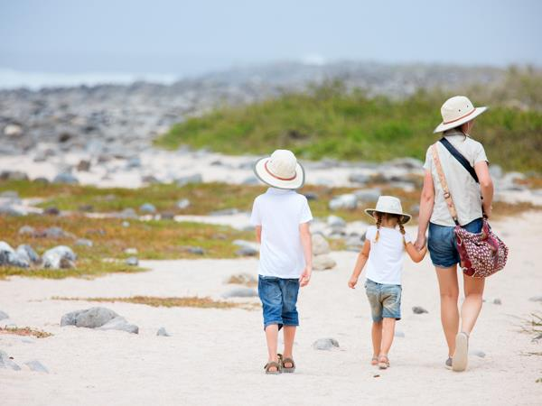 Family vacation to Ecuador & the Galapagos Islands