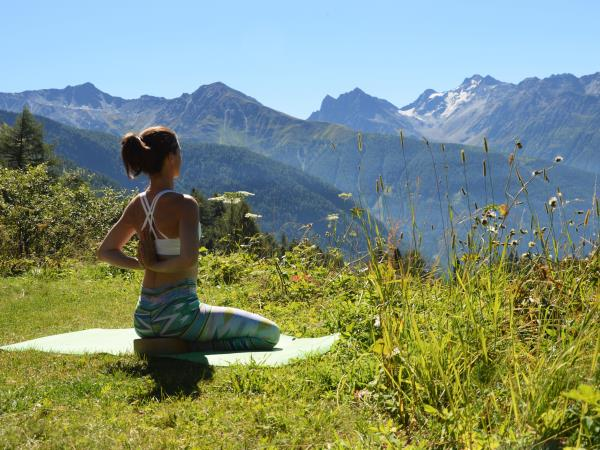 Austria yoga & walking vacation