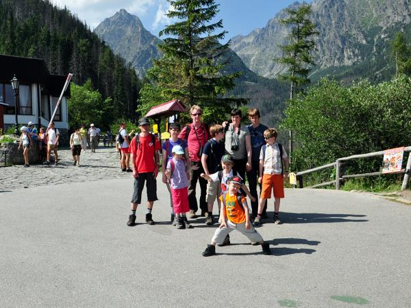 Tatra Mountains family vacation, Slovakia