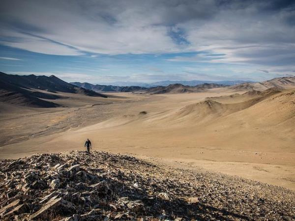 Mongolia adventure vacation