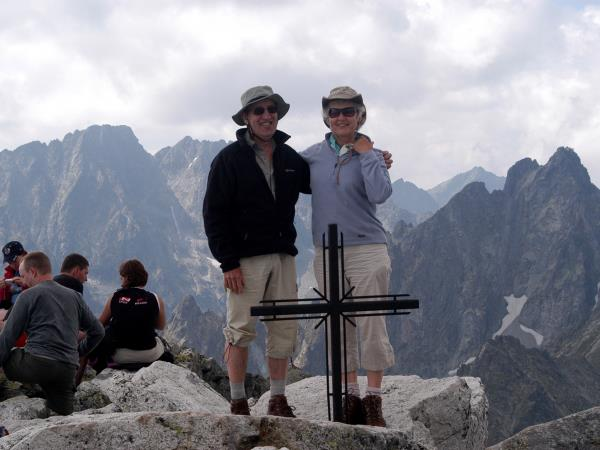 Self guided High Tatras trekking vacation in Slovakia