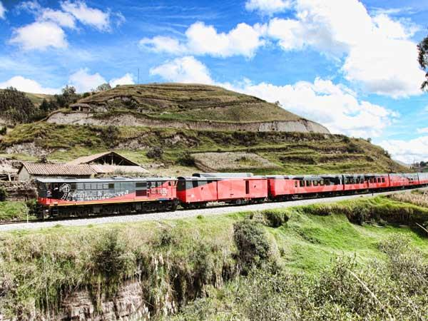 Tren Ecuador rail holiday