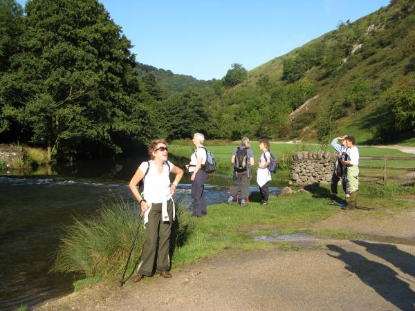 Peak District walking vacation