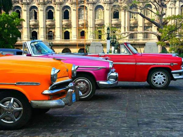 Cuba self drive vacation