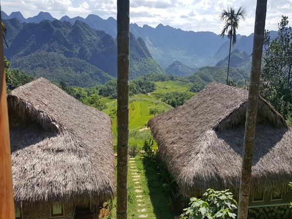 Vietnam homestay vacation