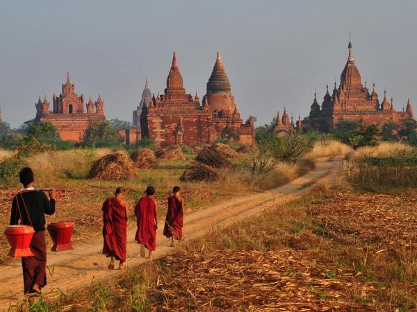Burma holiday, tailor made