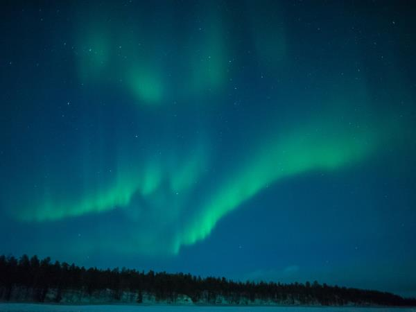 Northern Lights tailor made vacation in Finland